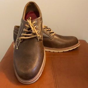 Boston Boot Company Berkeley Oxford Sz 12